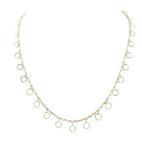 Karen Delicate Short Necklace