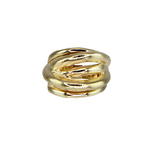Erna Double Wire Ring