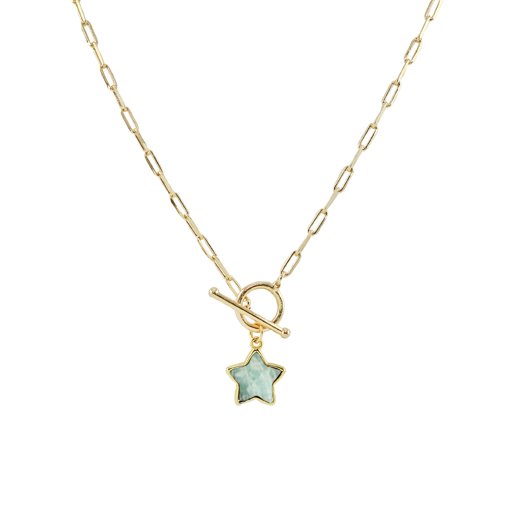 Elan Star Necklace