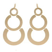 Nevia Multi Circle Earrings