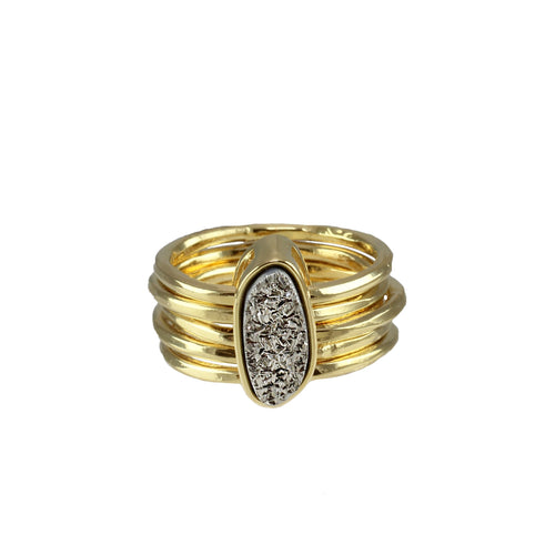 Tish Multiband Ring