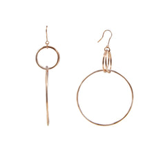 Analiza Double Hoop Earrings