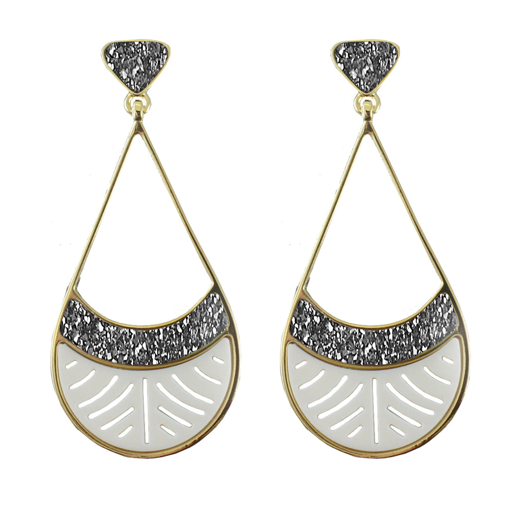 KRISTEN NOUVEAU DROP EARRINGS