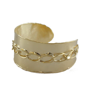 ALAMEDA LAYERED STRUCTURAL CUFF