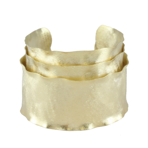 Sandelle Layered Statement Cuff