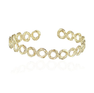 Leona Swirl Bangle
