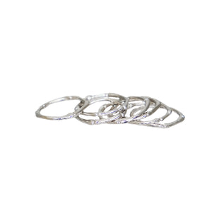 Felicia Stackable Rings