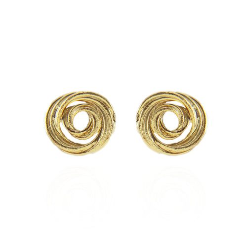 Lina Swirl Earrings