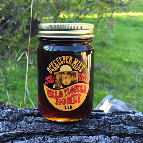 Wild Flower Honey CA 1 lb - Case of Twelve
