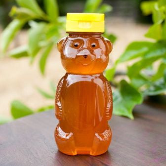 Black Sage Honey Bear CA - 12 oz - FREE SHIPPING