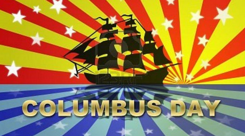 ID Scanner Shipments on Columbus Day