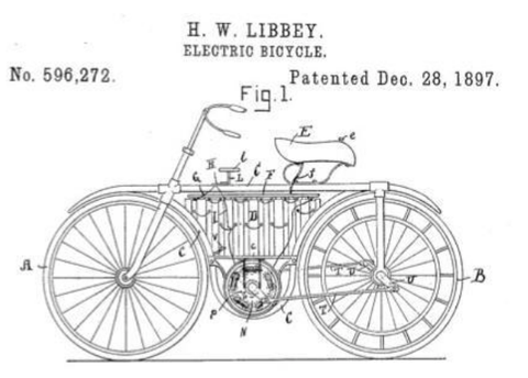 Libbey Electric Bike