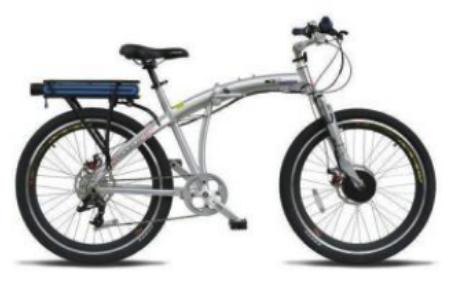 commuter e-bike