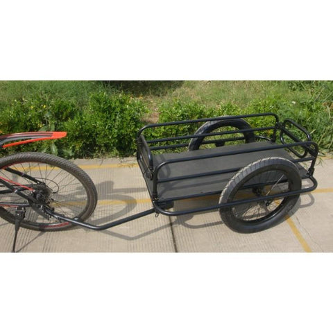 NA Cycles Trail-Monster Cargo Trailer 1060001 - Electric Bikes For All