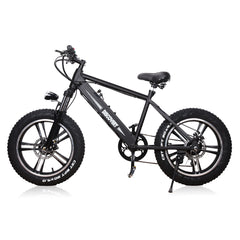 "Nakto Discovery 20"" Fat Tire Electric Bike - Electric Bikes For All"