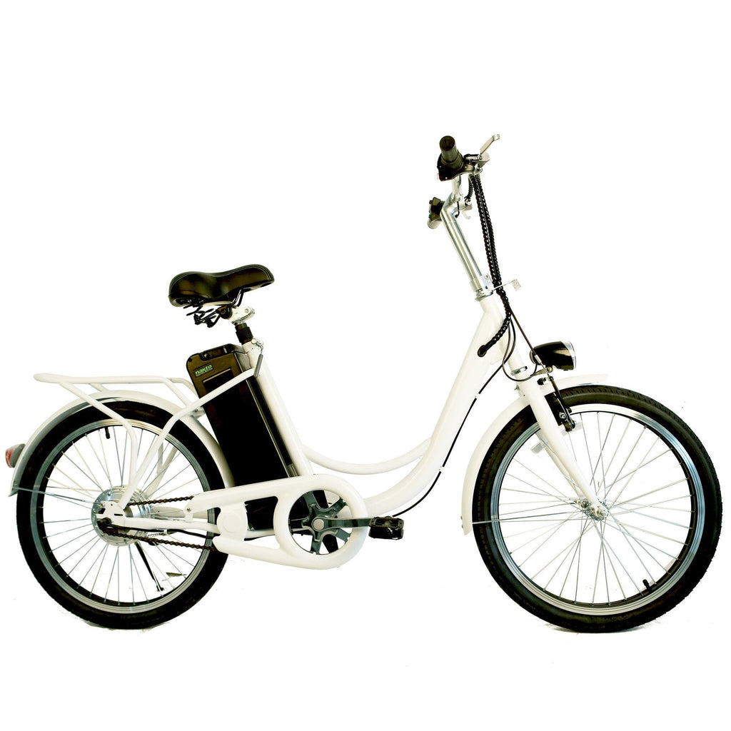 "Nakto  Elegance 22"" City Cruiser Electric Bike - Electric Bikes For All"