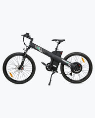 Ecotric Seagull 1000W Black Electric Mountain Bike - Electric Bikes For All