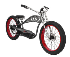 Micargi Cyclone Fat Tire Beach Cruiser Electric Bike