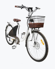 Ecotric Lark Commuter and City 500W Electric Bike for Women