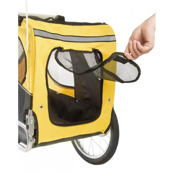 NA Cycles Pet N' Go Bicycle Trailer 640050 - Electric Bikes For All