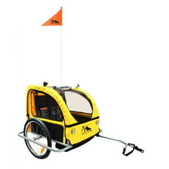 NA Cycles Children's Trailer 640090 - Electric Bikes For All