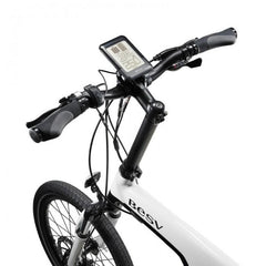 BESV PSA1 36V 250W White City Cruiser Electric Bike