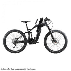 BESV TRB1 20mph AM M 440 250W Blue Electric Mountain Bike