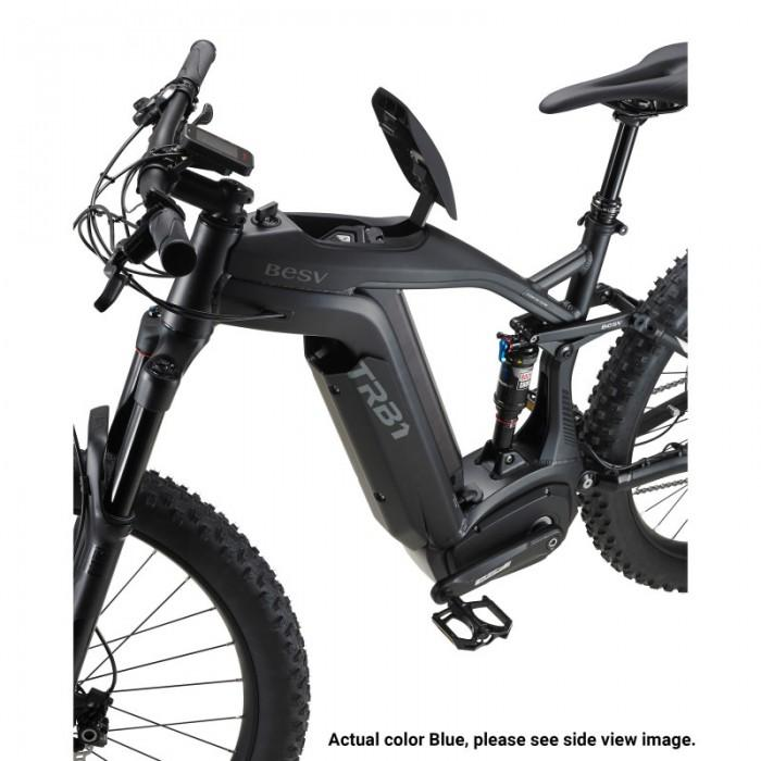 BESV TRB1 20mph AM L 490 Blue 250W Electric Mountain Bike - Electric Bikes For All