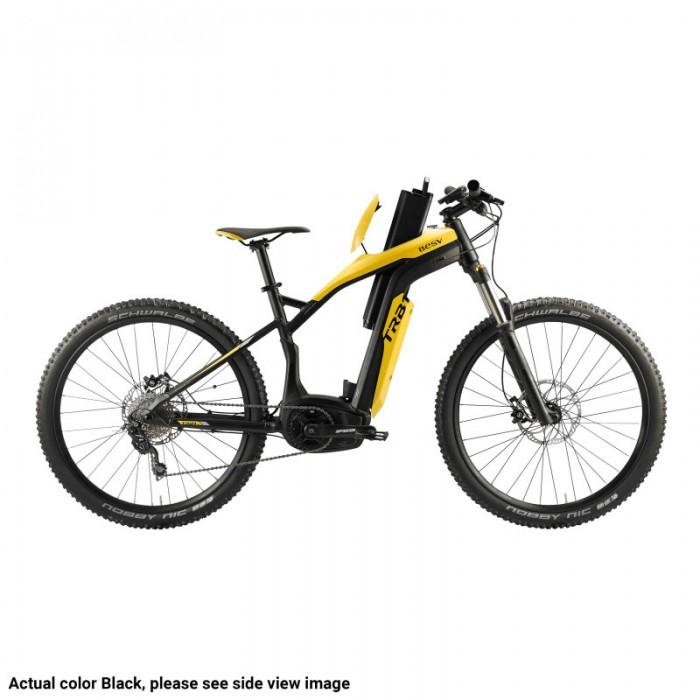 BESV TRB1 20mph XC L 490 250W Black Electric Mountain Bike - Electric Bikes For All
