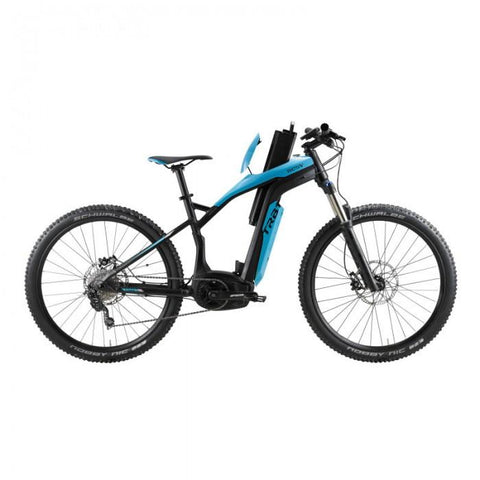 BESV TRB1 20mph XC L 490 250W Blue MTB Electric Mountain Bike - Electric Bikes For All