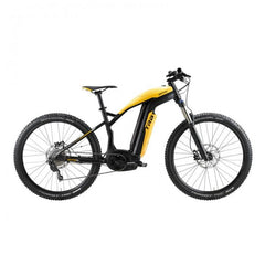 BESV TRB1 20mph XC M 440 250W Yellow Electric Mountain Bike - Electric Bikes For All