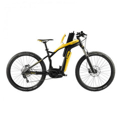 BESV TRB1 20mph XC L 490 250W Yellow Electric Mountain Bike