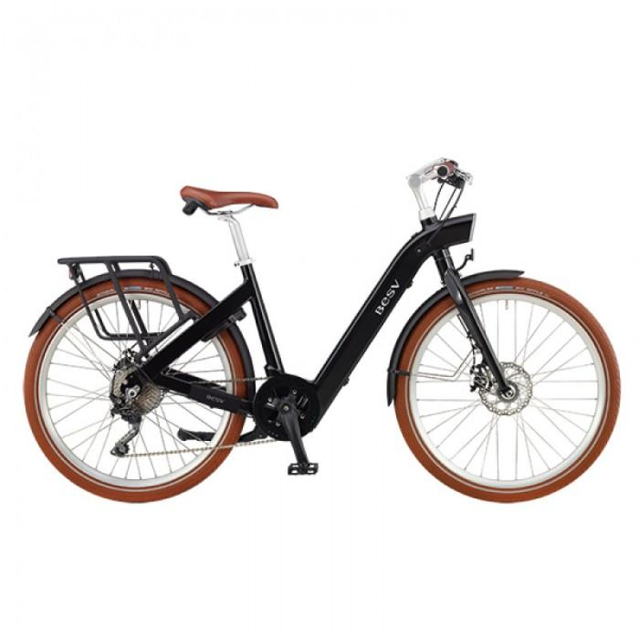 "BESV CF1 26"" 36V 250W Black Stepthrough Cruiser/Commuter Electric Bike - Electric Bikes For All"
