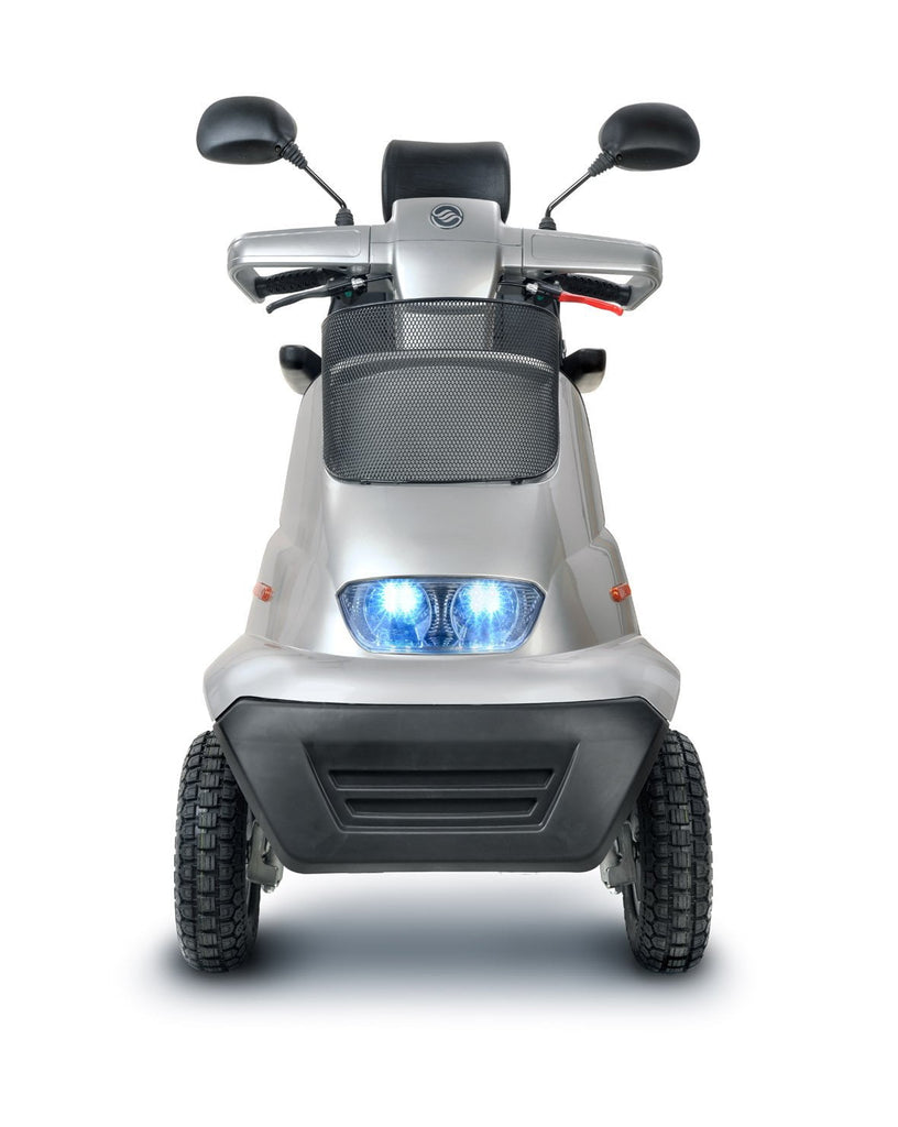 EV Rider Breeze S4 Mobility Scooter - Electric Bikes For All