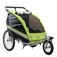 NA Cycles C23 Double Child 3-In-1 Bicycle Trailer, Jogger, Stroller CF-BT509A