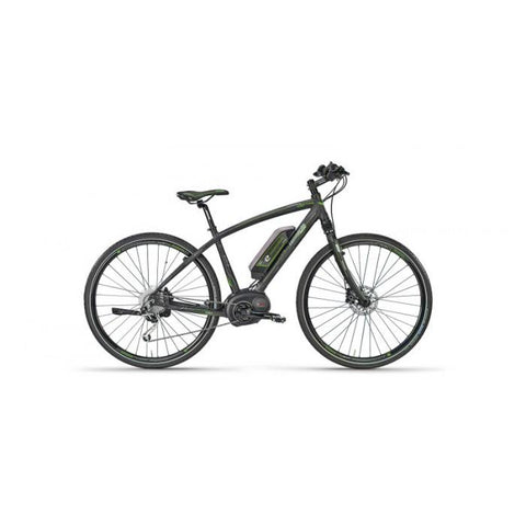 Lombardo E-Amanatea Commuter Electric Bike EL28AA-16.5 - Electric Bikes For All