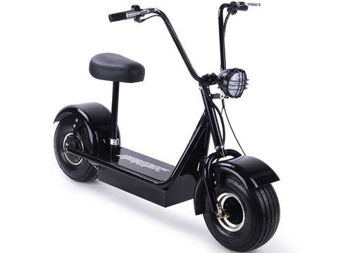 MotoTec FatBoy 48v 500w Electric Scooter - Electric Bikes For All