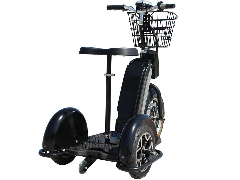 MotoTec 48v 800w MT-TRK-800 Electric Trike - Electric Bikes For All
