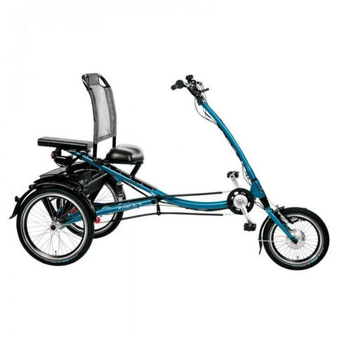 PFIFF Scooter Trike L (Long) Electric Tricycle - Electric Bikes For All