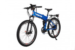 X-Treme Baja 48 Volt High Power Long Range Folding Electric Mountain Bicycle - Electric Bikes For All