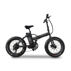 Emojo LYNX 500W Folding E-Bike - Electric Bikes For All