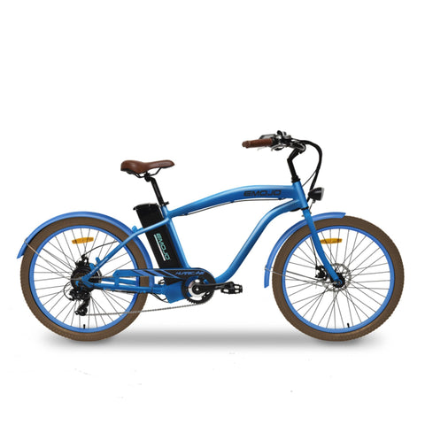 Emojo Hurricane Cruiser 500W Electric Bike - Electric Bikes For All
