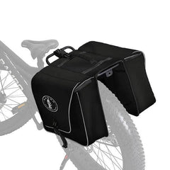 Rambo SADDLE BAG BLACK R162 - Electric Bikes For All