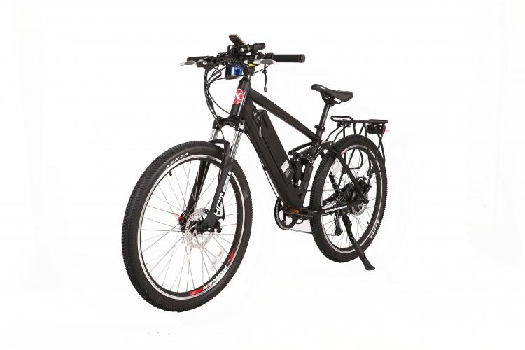 X-Treme Rubicon 48 Volt High Power Long Range Electric Mountain Bicycle - Electric Bikes For All