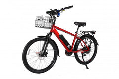 X-Treme Laguna Beach 48 Volt High Power Long Range Cruiser Electric Bicycle