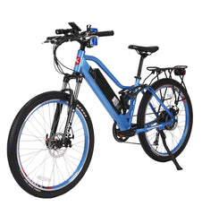 X-Treme Sedona 48 Volt High Power Long Range Electric Mountain Bicycle