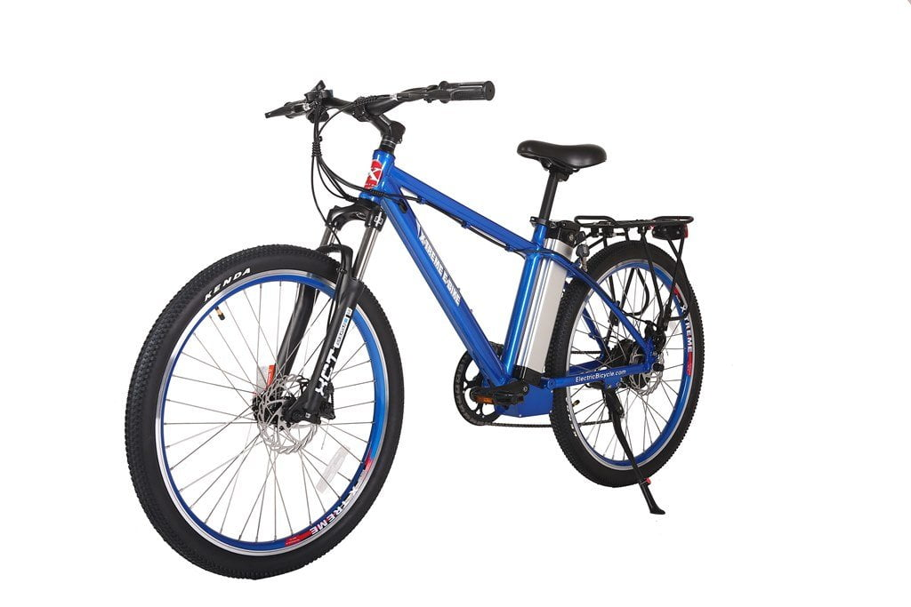 X-Treme Trail Maker Elite 24 Volt Electric Mountain Bicycle - Electric Bikes For All