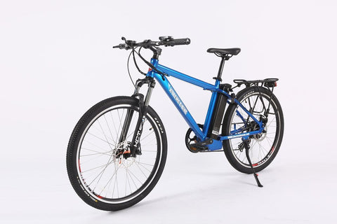 X-Treme Trail Maker Elite Max 36 Volt Electric Mountain Bicycle - Electric Bikes For All