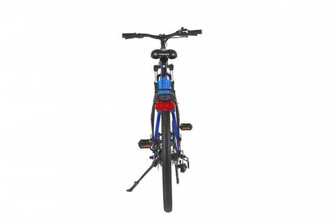 X-Treme X-Cursion Elite 24 Volt Fat Tire Folding Electric Mountain Bicycle - Electric Bikes For All