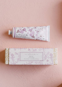 Lollia Shea Butter Hand cream
